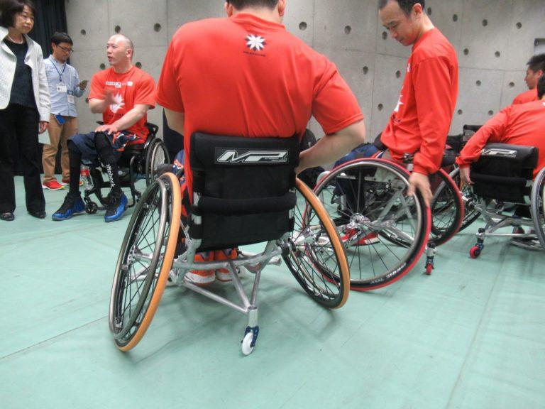 車椅子バスケットボール日本代表
